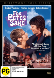 For Pete's Sake on DVD