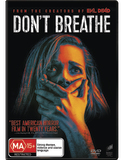 Don't Breathe on DVD
