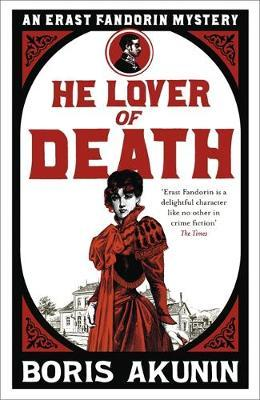 He Lover of Death by Boris Akunin image
