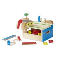 Melissa & Doug: Hammer and Saw Tool Bench