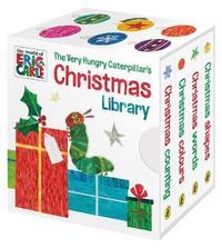 The Very Hungry Caterpillar's Christmas Library by Eric Carle
