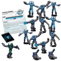 Dreadball Sulentic Shards - Crystallan Team