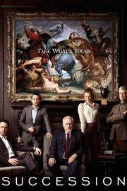 Succession Season 1 on DVD