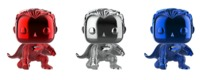 DC Comics: Superman (RWB Chome) Pop! Vinyl 3-Pack (LIMIT - ONE PER CUSTOMER)