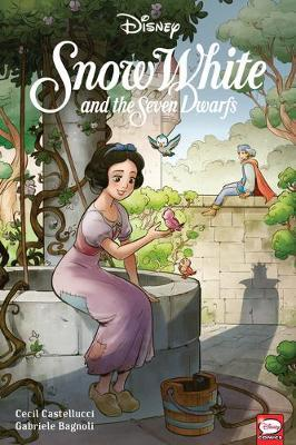 Disney Snow White and the Seven Dwarfs by Disney