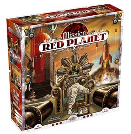 Mission: Red Planet image