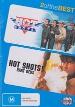 Hot Shots! / Hot Shots! 2 (2 Disc Set) on DVD