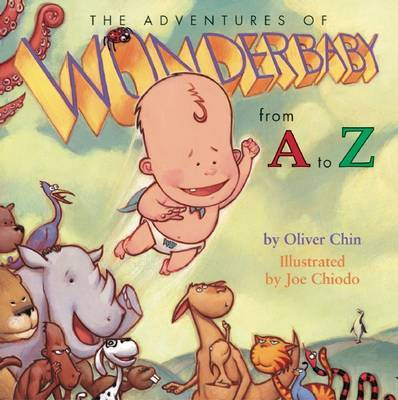The Adventures of Wonderbaby by Oliver Chin image