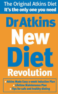 Dr Atkins New Diet Revolution by Robert C Atkins image