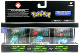 Pokemon: Trainers Choice - Bulbasaur 3 Pack