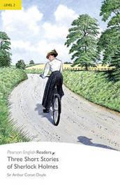Level 2: Three Short Stories of Sherlock Holmes by Arthur Conan Doyle image