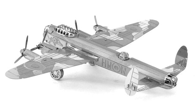 Metal Earth: Avro Lancaster Bomber - Model Kit