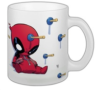 Marvel: Baby Deadpool Ceramic Mug (300ml)