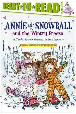 Annie and Snowball and the Wintry Freeze by Cynthia Rylant image