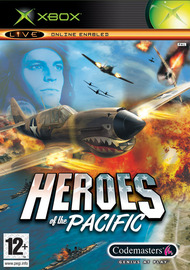 Heroes of the Pacific for Xbox image