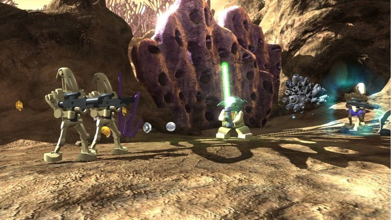Lego Star Wars III: The Clone Wars for PC Games image