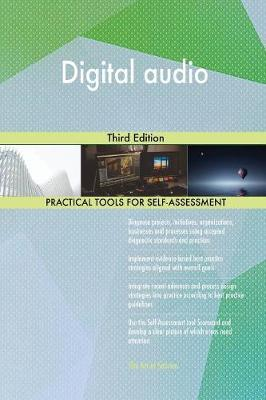 Digital Audio Third Edition by Gerardus Blokdyk image