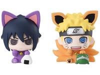 Petit Chara!: Naruto Shippuden Manekineko - Mini-Figure Set