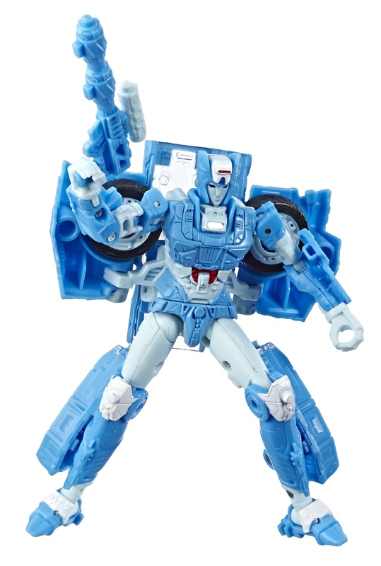 Transformers: War For Cybertron - Deluxe - Chromia
