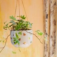 Sass & Belle: Queen Bee Hanging Planter image