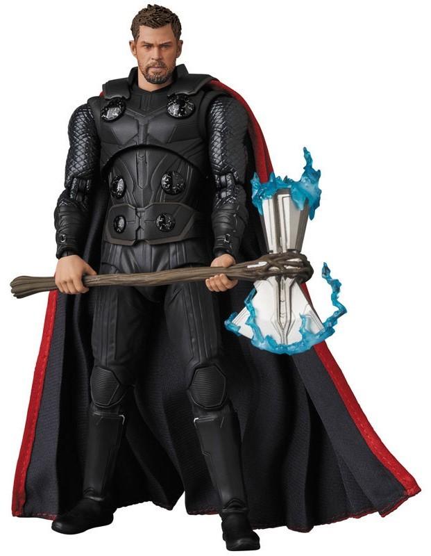 Avengers Infinity War: Thor - Mafex Action Figure