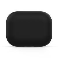 Airpods Pro Silicone Slim Light Protective Cover - Black