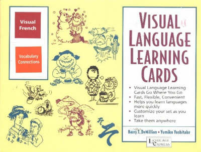 French Vocabulary Connections: Visual Language Learning Cards by B. J. Demillion image