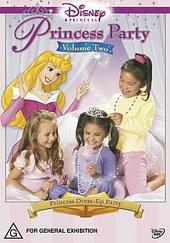 Disney Princess Party Vol 2 - Princess Dress-Up Party on DVD