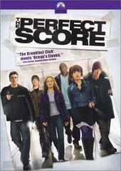The Perfect Score on DVD