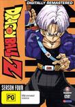 Dragon Ball Z - Season 4 DVD