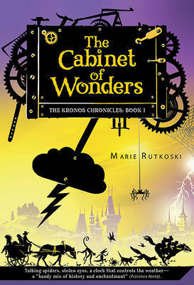 The Cabinet of Wonders by Marie Rutkoski image