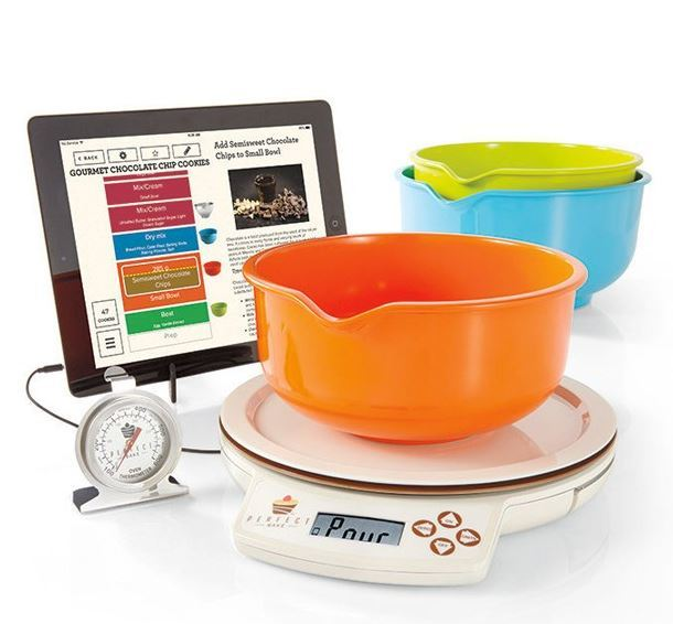 Perfect bake scale app at mighty ape australia for Perfect bake scale system
