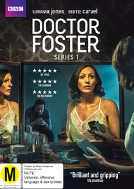Doctor Foster - Season One on DVD