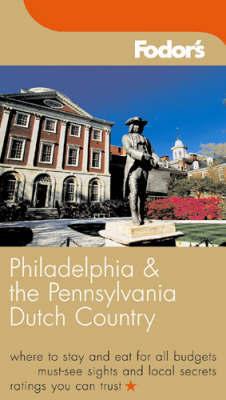 Philadelphia by Fodor's