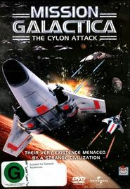 Mission Galactica - The Cylon Attack on DVD image