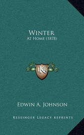 Winter: At Home (1878) by Edwin A Johnson