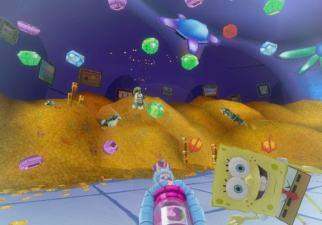SpongeBob: Atlantis Squarepantis for PlayStation 2 image