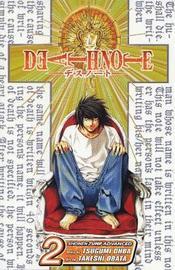 Death Note: v. 2 by Tsugumi Ohba image