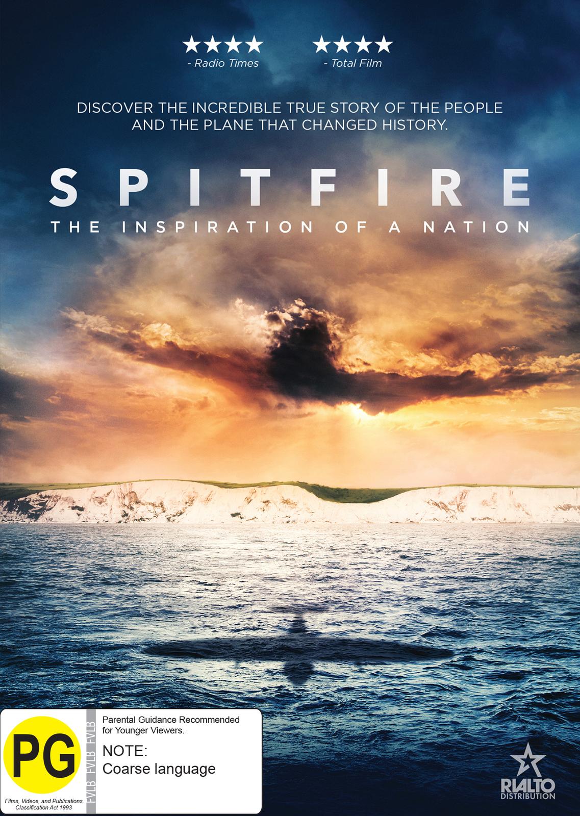 Spitfire on DVD image