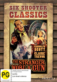 The Stranger Wore A Gun (Six Shooter Classics) on DVD