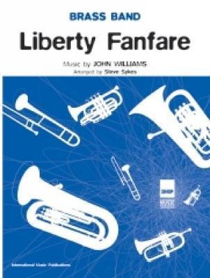 Liberty Fanfare (Score & Parts) by John Williams