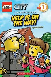 LEGO Help Is On The Way! (City Adventures Series #2) by Sonia Sander image