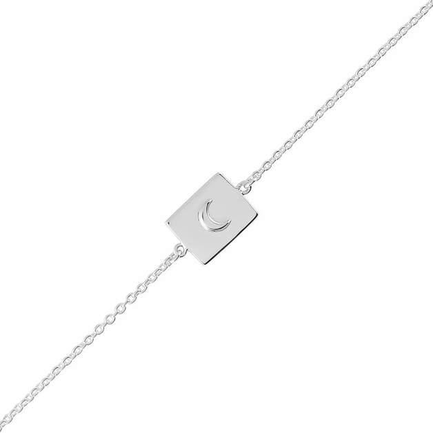Midsummer Star: Celestial Medallion Bracelet