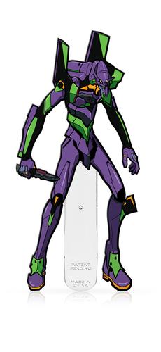 Evangelion: EVA Unit 01 (#X35) - XL FiGPiN