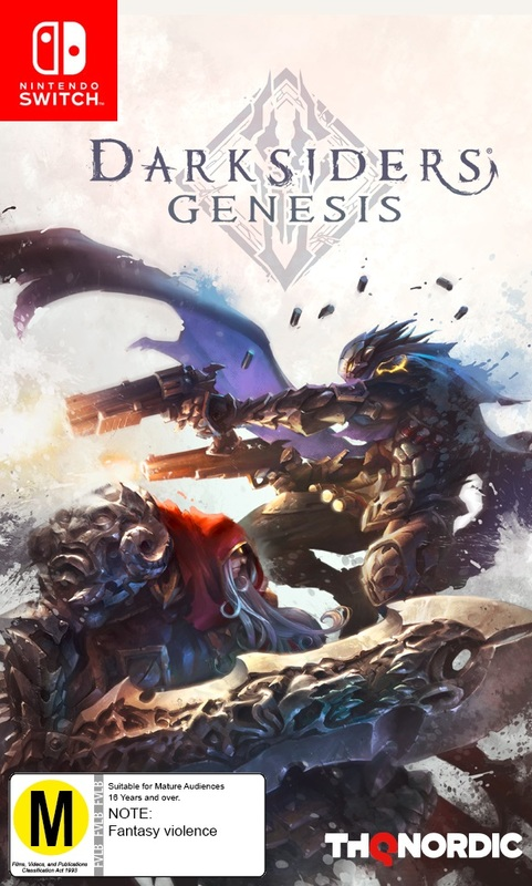 Darksiders Genesis for Switch