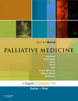 Palliative Medicine by Kathleen M Foley image