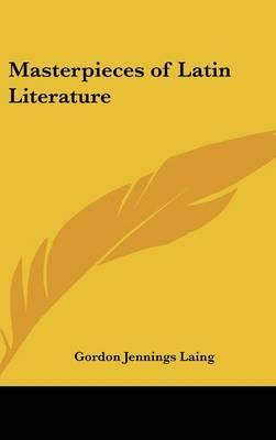 Masterpieces of Latin Literature image