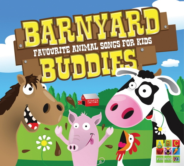 Barnyard Buddies by Various