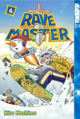Rave Master: v. 6 by Hiro Mashima