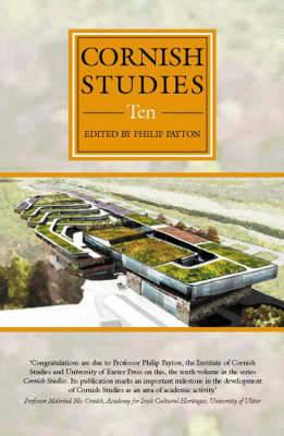 Cornish Studies Volume 10 image